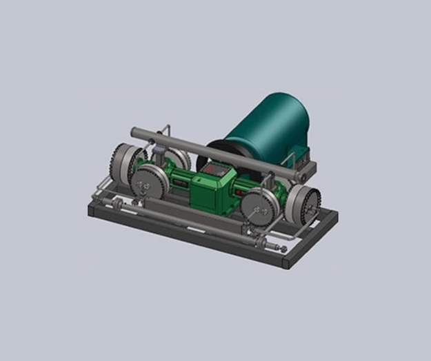 中鼎恒盛-G6系列隔膜压缩机