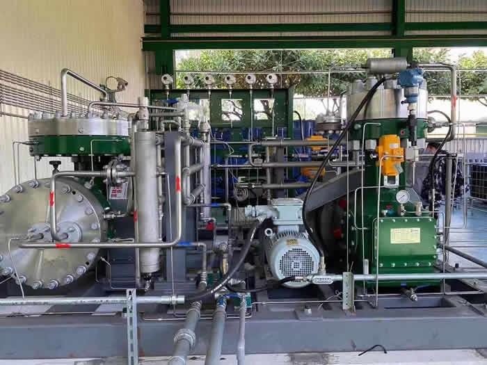 中国台湾 加氢站